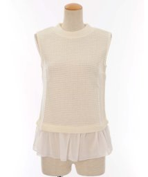 LuzLlena/裾フリルニットソーN.S.TOPS/002049524