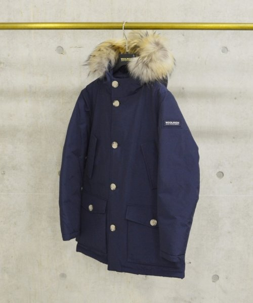 SHIPS KIDS(シップスキッズ)/WOOLRICH(ウールリッチ):BS PARKA DETACHABLE/514050168