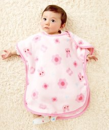 MIKI HOUSE HOT BISCUITS/ふわふわコットンスリーパー(新生児から3歳くらいまで)/002045293