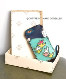 SHIPS JET BLUE/OJAGA DESING×Mark Gonzales: エンジェル  iPHONE ケース/002058525