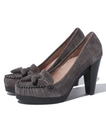 INTER-CHAUSSURES IMPORT/【ABOVE AND BEYOND】ヒールアップタッセルパンプス/002051381