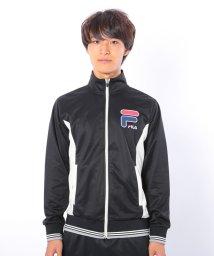 FILA/裏起毛ジャージスタンドジャケット/002057843