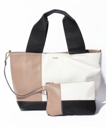 MOUSSY/【MOUSSY】ポーチ付きTote S/002059059