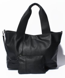 MOUSSY/【MOUSSY】ポーチ付きTote L/002059060
