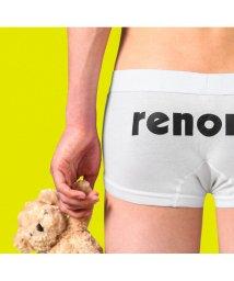 renoma/SPORTS BACK PRINT SHORT BOXER/002114223