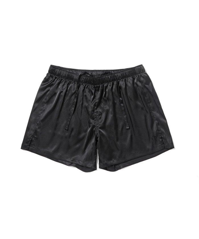 レノマ CLASSIC TRUNKS メンズ ブラック L 【renoma】