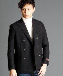 MONSIEUR NICOLE/【ex/tra】ダブルブレストジャケット/002119403