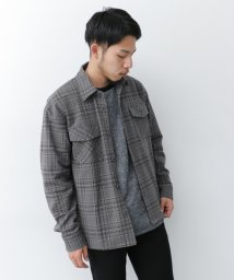 URBAN RESEARCH/【WAREHOUSE】ストレッチチェックシャツジャケット/002126287