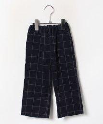 WHIPCREAM/ウィンドウペンチェック柄パンツ /80〜110cm/002127149