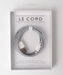 THE STATION STORE UNITED ARROWS LTD./<Le Cord> ライトニングケーブル 1.2/002139367