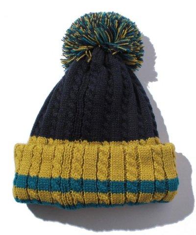 2WAYニット帽&マフラー