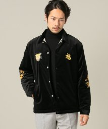 JOURNAL STANDARD/GOLD / ゴールド : VELVETEEN VIET-NAM JACKET/002148498