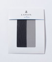 LANVIN en Bleu(ladies socks)/交編パンスト(M‐L)/LB0001829