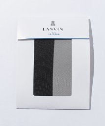 LANVIN en Bleu(ladies socks)/交編パンスト(L‐LL)/LB0001830