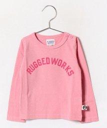 RUGGEDWORKS/BABY ロングTee/002135825