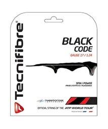 tecnifibre/テクニファイバー/ブラックコード1.24/500006069