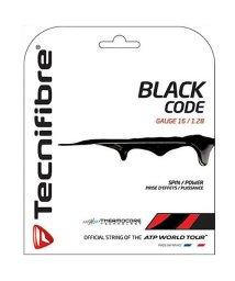 tecnifibre/テクニファイバー/ブラックコード1.28/500006650