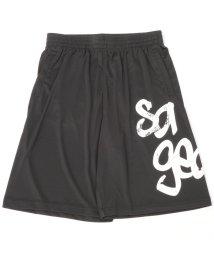 s.a.gear/エスエーギア/メンズ/ビッグロゴショーツ/500017172