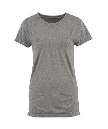 DANSKIN/ダンスキン/レディス/NON STRESS Tシャツ/500018507