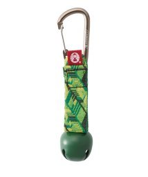 COLEMAN/コールマン/BEAR BELL  W CARABINER II (FOREST GREEN)/500019245