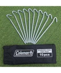 COLEMAN/コールマン/ステンレスペグ10本セット/500022630