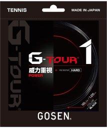 GOSEN/ゴーセン/G-TOUR1 16L ブラック/500023321