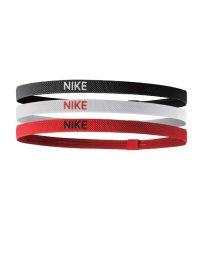 NIKE/ナイキ/ナイキ エラスティック ヘアーバンド 3本パック/500025205