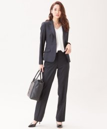 NIJYUSANKU(SMALL SIZE)/【スーツ】ファインネスウール パンツ/500035367