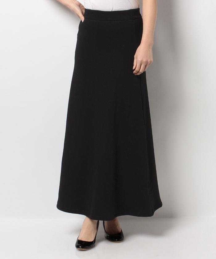 【暖トツ】マキシスカート