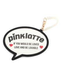 PINK-latte/ふきだしパスケース/500037088