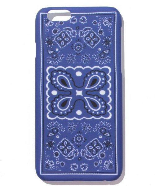 Paquet du Cadeau(パケカドー)/オリジナルバンダナプリント iphone6Sハードケース/ZPB1104