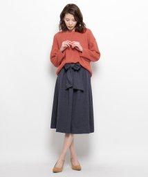 pink adobe/プルオーバー&スカートセット/500054810