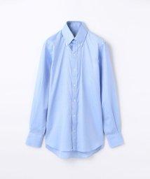 TOMORROWLAND MENS/140/2コットンロイヤルオックスフォード ボタンダウン ドレスシャツ/500076424