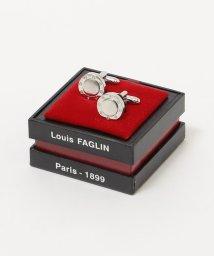 SHIPS MEN/LOUIS FAGLIN: シルバー 8ビス カフリンクス(ホワイト)/500078645
