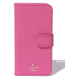 LANVIN en Bleu/iphone7/8対応ケース/LB0003435