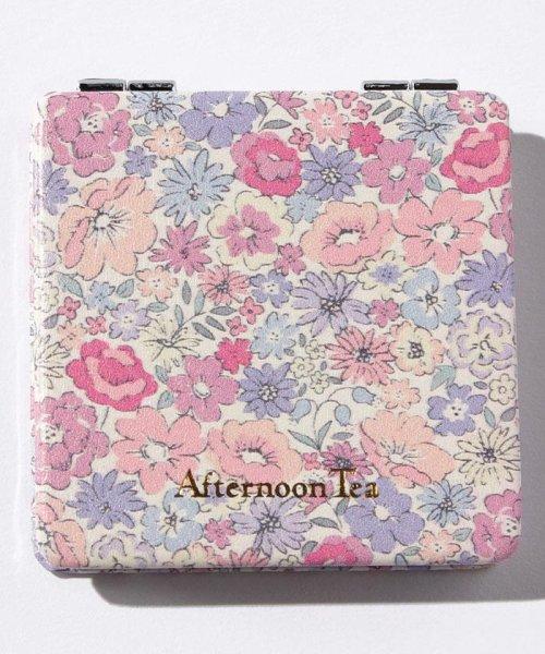 Afternoon Tea LIVING(アフタヌーンティー・リビング)/EK14 小花柄ミニミラー/EK1437341