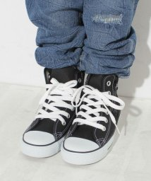 First star CONVERS/CONVERSE / チャイルド オールスター N Z HI / CD AS N HI(BLK 15.0~22.0cm)/500079623
