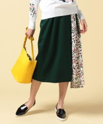 CLANE/VINTAGE FLOWER DOCKING SKIRT/500089121
