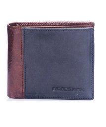 ADC/ENZODESIGN アニリンバッファローレザー純札二つ折り財布/500108831