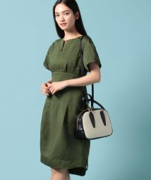beautiful people/thick voile satin riders dress/500118365