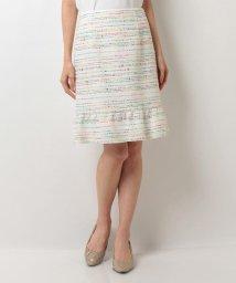 ELISA/ビタミンカラーツィードスカート/500117776