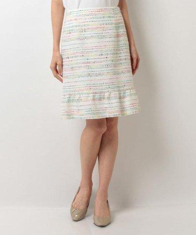 【ELISA(エリザ)】ビタミンカラーツィードスカート (2017...