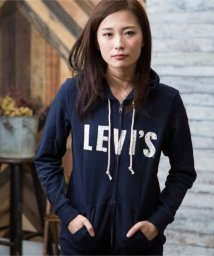 LEVI'S LADY/CLASSIC ZIP HOODIE FLEECE FILLED LOGO NI/500120661