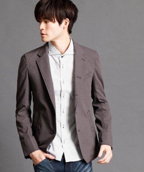 NICOLE CLUB FOR MEN(ニコルクラブフォーメン)/鹿の子テーラードジャケット/7164-3500