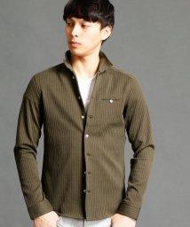 HIDEAWAYS NICOLE/イタリアンカラーシャツ/500131148