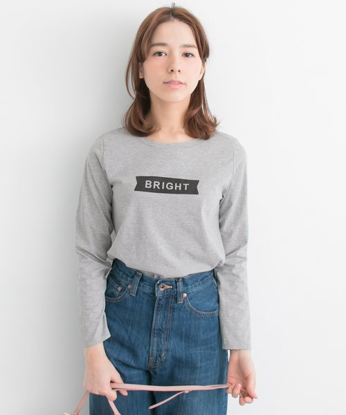 URBAN RESEARCH OUTLET(アーバンリサーチ アウトレット)/【UR】BRIGHTロゴTee【アーバンリサーチ】/UR7421X001