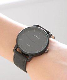 colleca la/ミニマルデザイン腕時計/queite/500150530