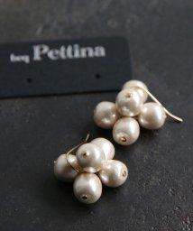 colleca la/バルサパールフックピアス/beq Pettina[Made In Japan]/500155621