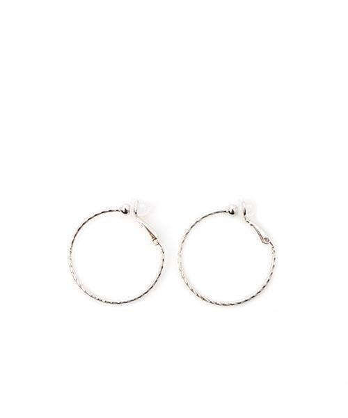 colleca la(コレカラ)/[サイズとカラーが選べる]ベーシックフープイヤリング/queite/424658