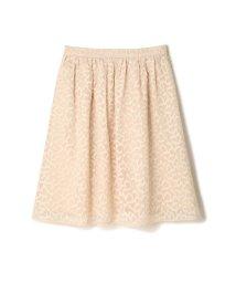 PROPORTION BODY DRESSING/カットジャガードスカート/500160146